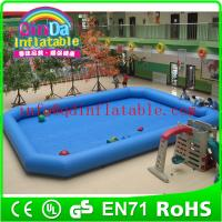 Giant inflatable pools swimming pool play equipment inflatable pools for adults