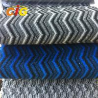 Buy cheap Fire Retardant Polyester Jacquard Auto Upholstery Fabric 150cm Width product