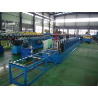 Buy cheap Hydraulic Ceiling Channel Roll Forming Machine Steel Plate Welding Structure 7.5KW from wholesalers