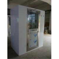 Buy cheap Stainless Steel 201 Optical Sensor Cleanroom Air Shower For Electronic Factory from wholesalers