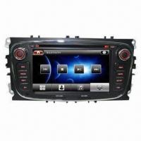Buy cheap Car DVD Changer Ford with Double-din Touch Screen/GPS/TV/Bluetooth/RDS/TMC/CANBus/3G from wholesalers