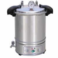 Buy cheap 70L Vertical Steam Sterilizer from wholesalers
