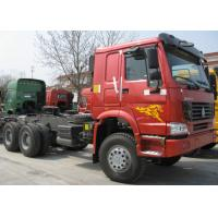 Buy cheap 6x4 Prime Mover Truck / 10 Wheeler Tractor Head Truck With Right Hand Driver from wholesalers