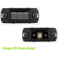 Buy cheap 2004 - 2007 Dodge Durango Car Stereo Gps Auto Navigation Systems with Radio / Picture / Multi Language from wholesalers