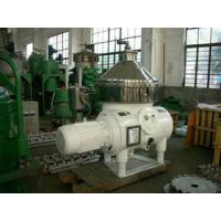 Buy cheap Cream Separator Machine Pressure 0.05Mpa Used Milk clarifier,Juice Separator from wholesalers