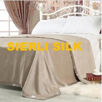 Buy cheap silk blanket , silk cover , 100% mulberry silk blanket  ,Higher quality and softer solid colors 100% silk blankets from wholesalers