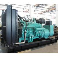Buy cheap Cummins Diesel Generator , Three Phase Brushless AC Generator from wholesalers