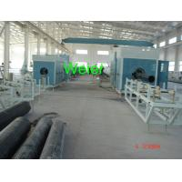 Buy cheap High Output HDPE Water Pipe Extrusion Line For Multi-Layer Reinforced Functional Pipe from wholesalers