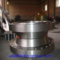 Buy cheap Forged Stainless Steel Flanges And Fittings Carbon Steel Pipe Flanges ASME B16.5 product
