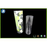 Buy cheap Transparent Plastic Tube Packaging product