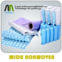 Buy cheap Spring Bag Nonwoven Fabric mattress linin Spunbond non wovens from wholesalers