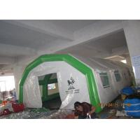 Buy cheap Mobile air beam inflatable hospital tent for emergency from wholesalers