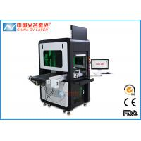 Buy cheap 30W Fiber Laser Engraving Machine With Mopa Laser , 20kHz-100kHz from wholesalers