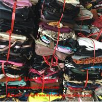 Buy cheap Adults Second Hand Bags Leather Handbags Used Women Bags Fashion Style from wholesalers