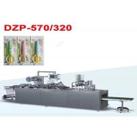 Buy cheap DPZ-320 High Output Automatic Tablet Blister Packing Machine for Scissors from wholesalers