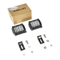 Buy cheap 4 Inch 18W 6 Cree LED Work Cube Light Bar Spot Beam Offroad Driving Fog Light from wholesalers