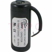 China CD60 US Type AC Motor Start Capacitor (Cable) on sale