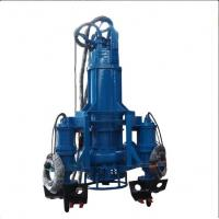 Buy cheap Mining sewage water sand dredging submersible pump 10 inch from wholesalers