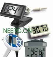 Buy cheap Outdoor Solar Thermometer from wholesalers