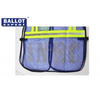 Buy cheap Reflective Work Clothing SE - VCV004 Safety Reflective Vest With Pocket from wholesalers