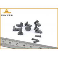 Buy cheap High Wear Resistance Cemented Tungsten Carbide Wear Parts Erosion Resistant from wholesalers