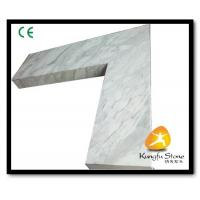 Buy cheap Xiamen Kungfu Stone Ltd supply White Marble Bar Tops In High quality from wholesalers