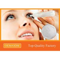 Buy cheap GMP Eye Drop Grade Pharmaceutical HA Powder White ISO9001 MSDS from wholesalers