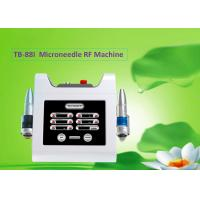 Buy cheap 25 / 49 Pins Microneedle Fractional RF Face Lifting Machine With Foot Switch Non - Invasive from wholesalers