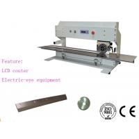 Buy cheap PCB Depaneler With Circular And Linear Blades For PCB Cutting Machine from wholesalers