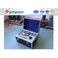 Buy cheap SXJB-II Full Function Protective Relay Tester For Electric Power Replay Divisions from wholesalers
