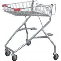 Buy cheap 80L -  120L Lower Metal Basket Disabled Shopping Trolley For Wheel Chairs from wholesalers