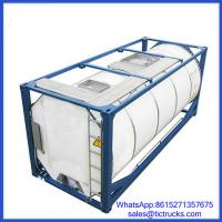 Buy cheap Portable iso Tank Container   20 feet LNG tank   WhatsApp:8615271357675  Skype:tomsongking from wholesalers