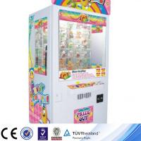 Buy cheap 2014 coin operated key master prize vending game machine,pile up prize game machine from wholesalers