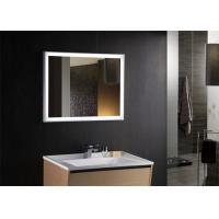 IP67 Bathroom Mirror Television Anti - Fog High Brightness Scratch Resistance