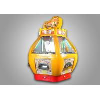 Buy cheap Classic Design Coin Pusher Slot Machine Gold Fort With 12 Month Warranty from wholesalers