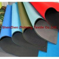 Buy cheap Anti-shock waterproof CR neoprene fabrics for sports/ Medical equipment from wholesalers