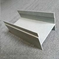 Buy cheap Customized High Strength Fiberglass Special Shape Profile,FRP/GRP profiles can be suitable for a wide range of applicati from wholesalers