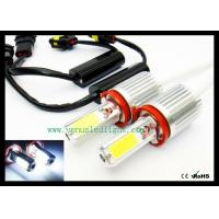 Buy cheap 2x H11 H8 Xenon White COB LED Bulb 40W Daytime Running Fog Light DRL Headlight from wholesalers
