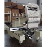 Buy cheap One Head Large Format Embroidery Machine 12 Needle With  270° Wide Angle Cap System from wholesalers