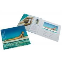 Buy cheap Promotion Gift Invitation LCD Video Greeting Card,Sex Video HD Card from wholesalers
