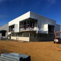 Buy cheap Low Cost Modern Prefab Light Steel Frame Building from wholesalers