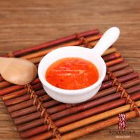 Buy cheap 10g Mini Japanese Chili Seasoning Thai Sweet Chilli Sauce In Orange Red Color from wholesalers
