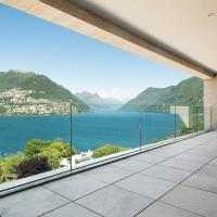 Buy cheap Customized best aluminum railing system for balcony / deck design product