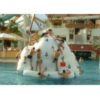 Buy cheap Residential Inflatable Intimidating Iceberg / Inflatable Water Sports product