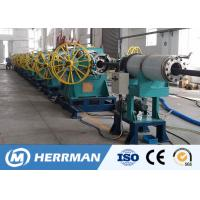 Buy cheap High Automation RTP Pipe Manufacturing Equipment , Glass Fiber Taping Machine from wholesalers