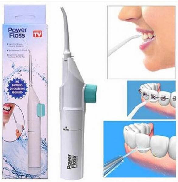 as seen on tv power floss manual teeth water jet of ywdxtv com. Black Bedroom Furniture Sets. Home Design Ideas