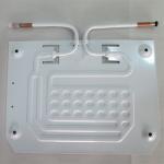 Buy cheap Fridge Freezer Roll Bond Aluminium Evaporator 14x10 (350x250mm) 1/4 tube from wholesalers