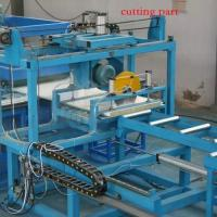Buy cheap High Speed Sandwich Panel Machine 8 - 12 M / Min Production Capacity 5.5 KW Power from wholesalers