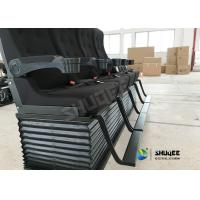 Buy cheap 4D Cinema System 4D Movie Theater , Special Effect Motion Chair Voltage 220 / 380 V product