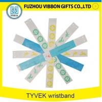 Buy cheap Personlized Factory Supplier Tyvek Paper Wristband Bangles for Hospital Patient from wholesalers
